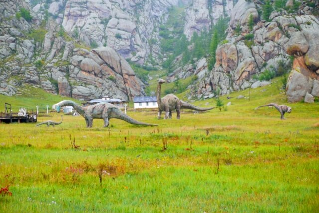恐竜のイメージ画像